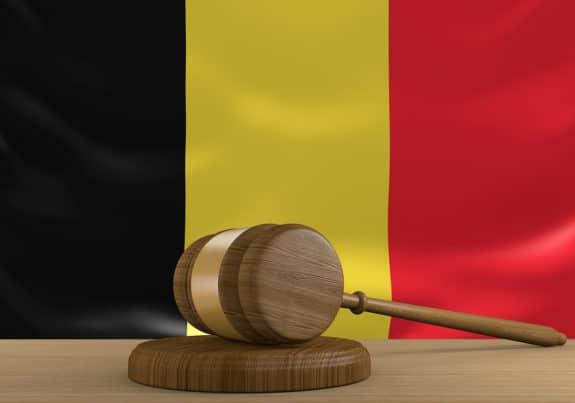 Bußgeld in Belgien