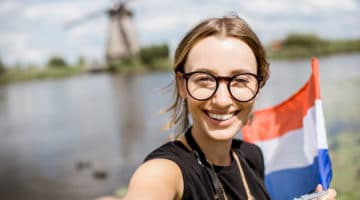 Bussgeld in den Niederlande