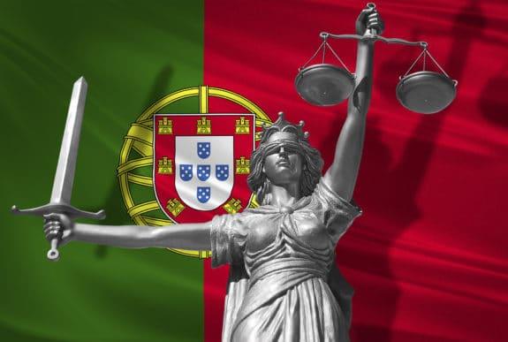 Bußgeld in Portugal