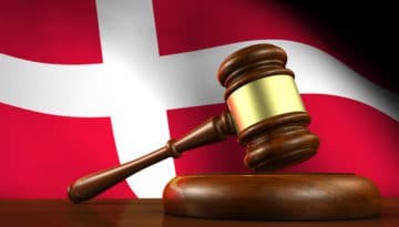Bußgeld Dänemark