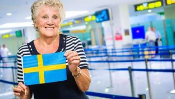 Bußgeld in Schweden