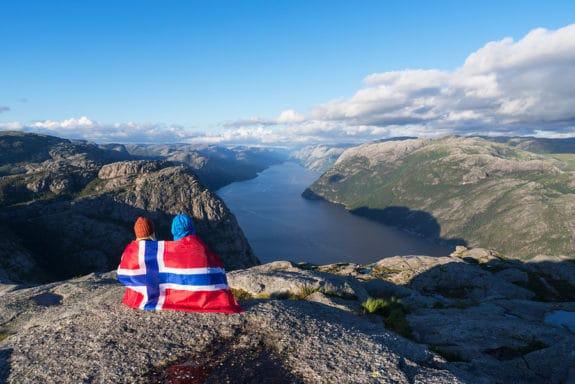 Bußgeld in Norwegen