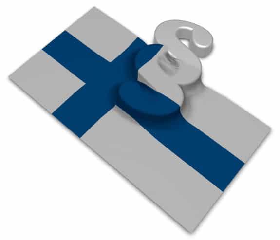 Bußgeld in Finnland